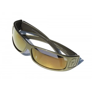 FACADE Sunglasses S1-3 Olive / Brown