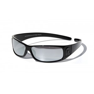 FAÇADE Sunglasses S1 Black / Silver