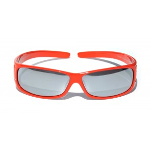FAÇADE Sunglasses S1 Red / Silver