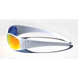 FAÇADE Sunglasses S1 White / Orange